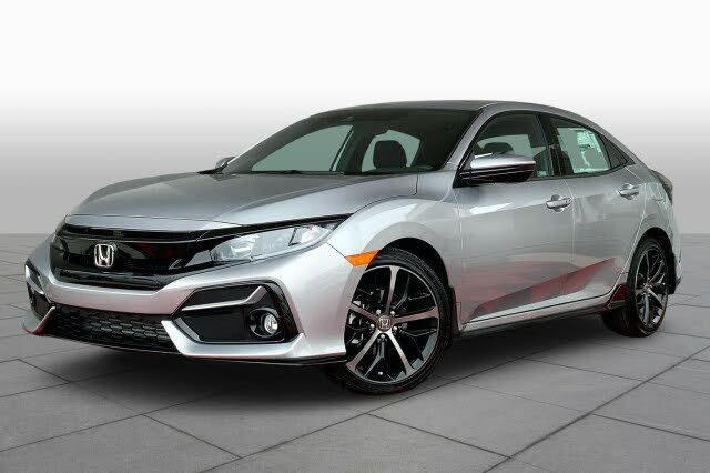 2021 Honda Civic Hatchback Sport FWD