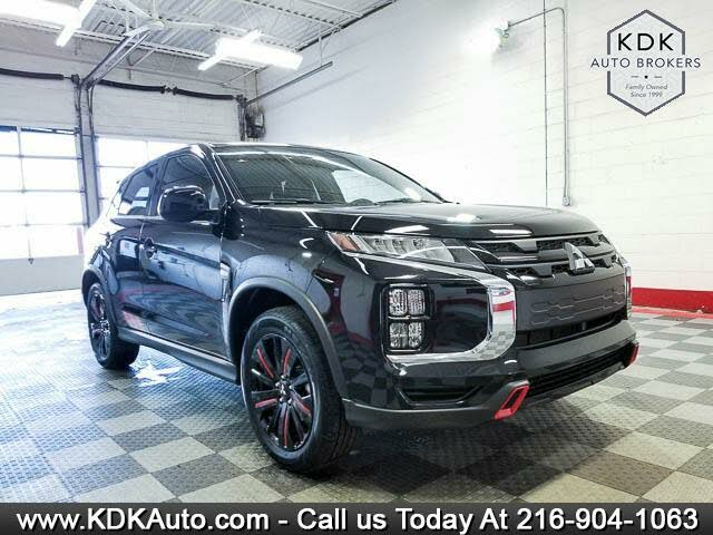 2021 mitsubishi outlander sport be awd for sale in