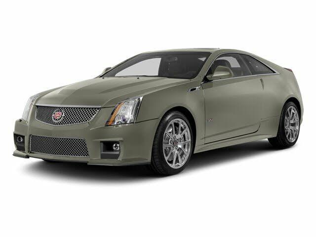2013 Cadillac CTS-V Coupe RWD