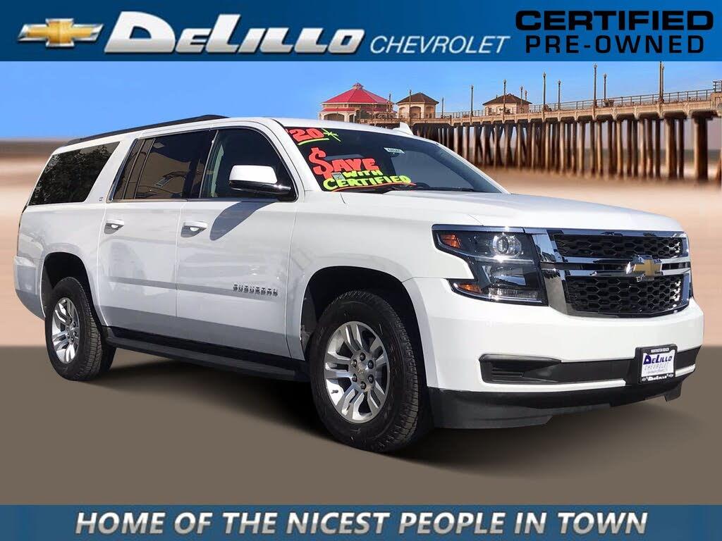 2020 Chevrolet Suburban For Sale In Ventura Ca Cargurus