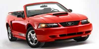 2003 Ford Mustang Deluxe Convertible RWD