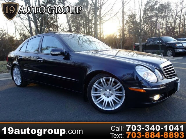 2008 Mercedes-Benz E-Class E 350 Luxury