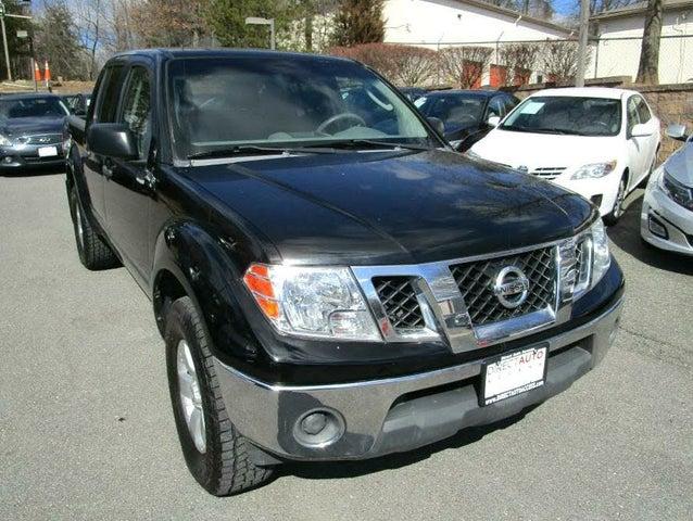 2009 Nissan Frontier SE Crew Cab 4WD