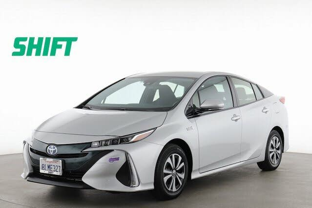 2019 Toyota Prius Prime Plus FWD