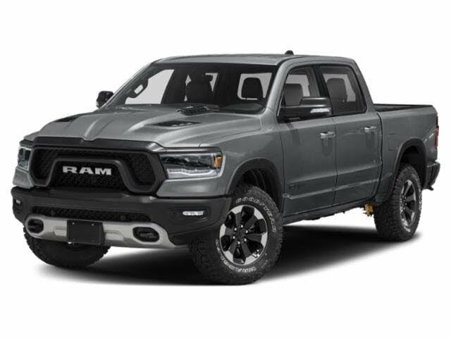 2019 RAM 1500 Rebel Crew Cab 4WD