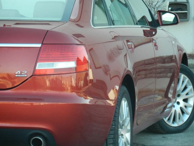 2006 Audi A6 4.2 quattro Sedan AWD