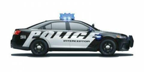 2016 Ford Taurus Police Interceptor AWD