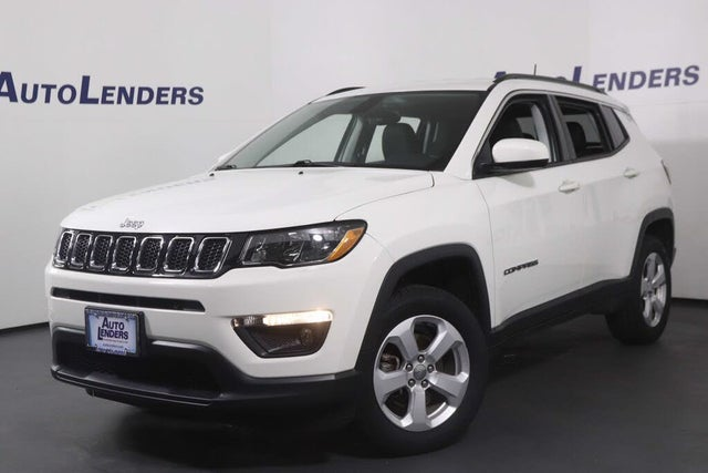 2018 Jeep Compass Latitude 4WD