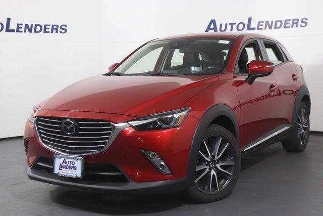 2018 Mazda CX-3 Grand Touring AWD