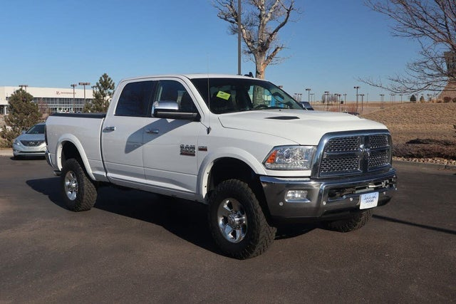 2016 RAM 2500 Power Wagon Laramie Crew Cab 4WD