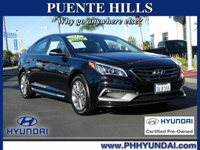 2017 Hyundai Sonata Limited FWD