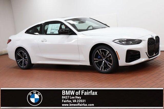 2021 BMW 4 Series M440i xDrive Coupe AWD