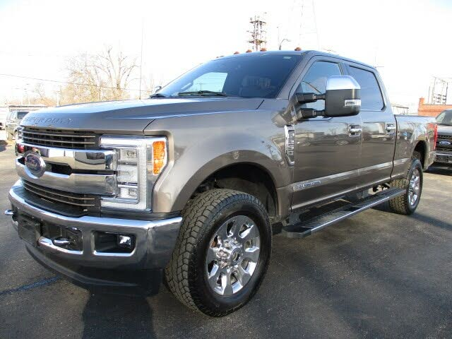 2018 Ford F-250 Super Duty King Ranch Crew Cab 4WD