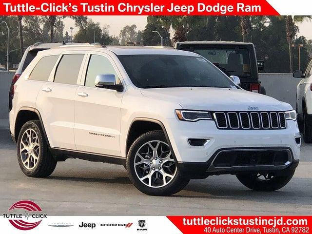 2020 Jeep Grand Cherokee Limited RWD