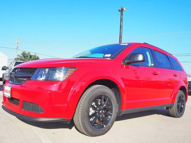 2020 Dodge Journey SE Value FWD