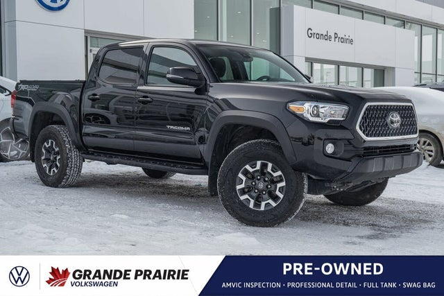 2018 Toyota Tacoma TRD Off Road Double Cab 4WD