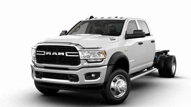 2021 RAM 3500 Chassis Tradesman Crew Cab LB 4WD