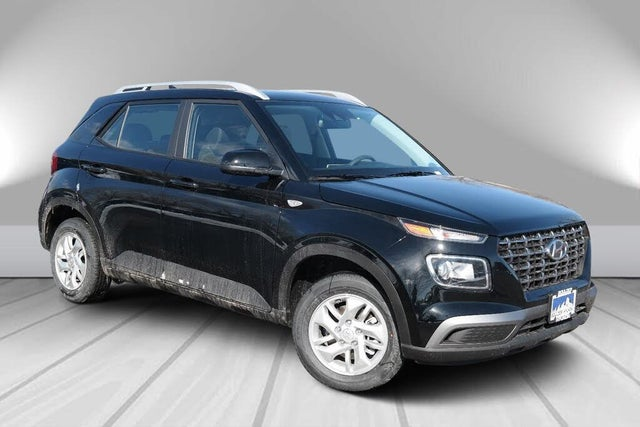 2020 Hyundai Venue SEL FWD