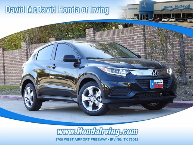 2021 Honda HR-V LX FWD