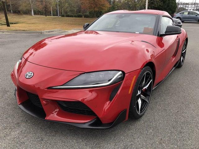 2021 Toyota Supra 3.0 Premium RWD
