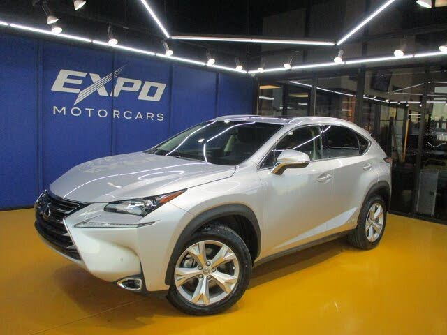 2017 Lexus NX Hybrid 300h AWD