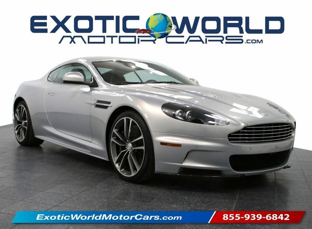 Used 2010 Aston Martin Dbs Coupe Rwd For Sale With Photos Cargurus