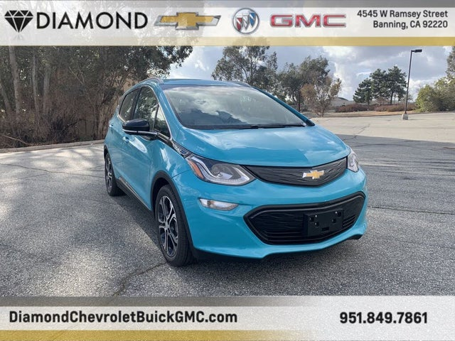 2021 Chevrolet Bolt EV Premier FWD