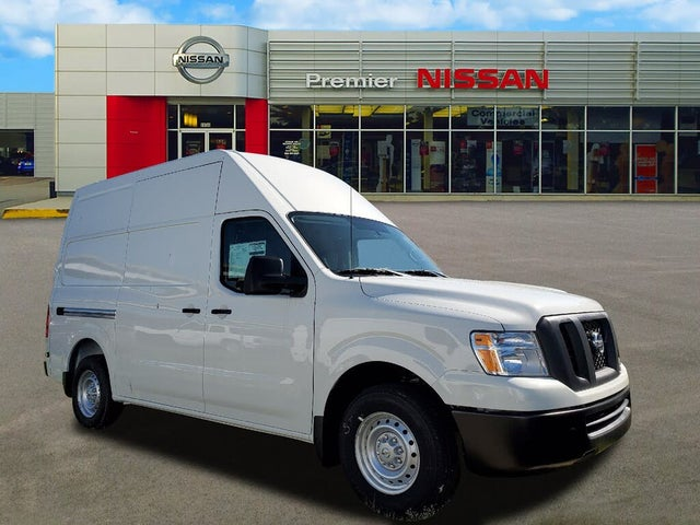 2021 Nissan NV Cargo 2500 HD S with High Roof RWD