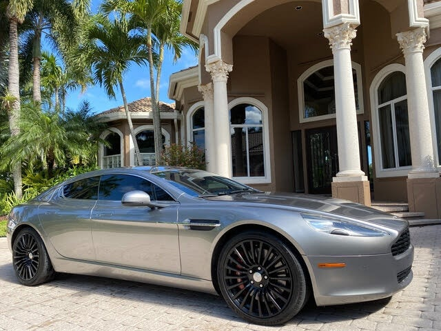 Used 2011 Aston Martin Rapide Rwd For Sale Right Now Cargurus