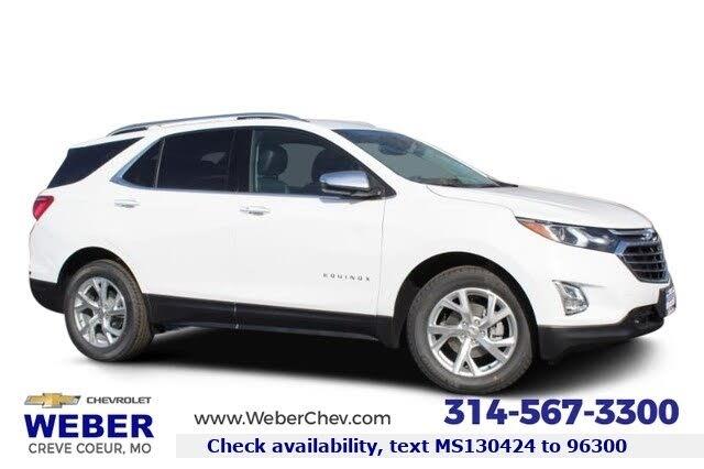 2021 Chevrolet Equinox Premier FWD with 1LZ