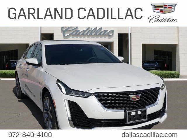 2021 Cadillac CT5 Premium Luxury Sedan RWD