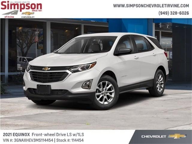 2021 Chevrolet Equinox LS FWD with 1LS