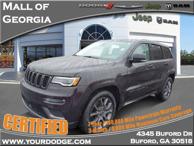 2020 Jeep Grand Cherokee High Altitude RWD