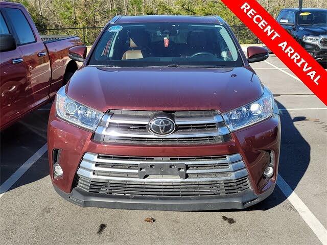 2019 Toyota Highlander Limited Platinum FWD