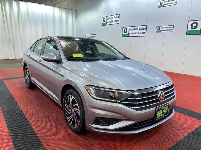 2021 Volkswagen Jetta 1.4T SEL FWD