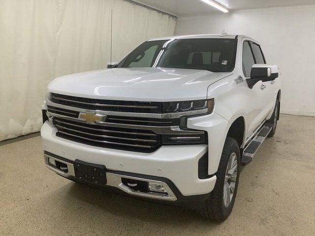 2019 Chevrolet Silverado 1500 High Country Crew Cab 4WD