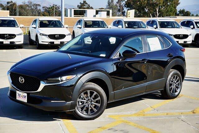 2021 Mazda CX-30 2.5S FWD