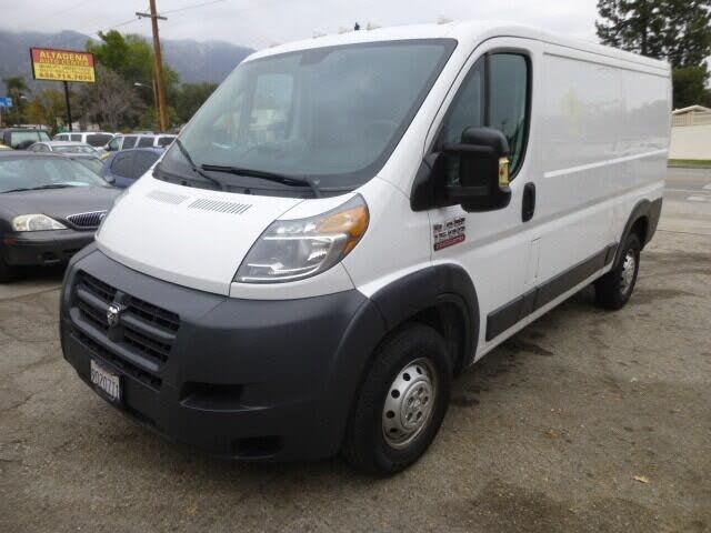 2015 RAM ProMaster 1500 136 Low Roof Cargo Van