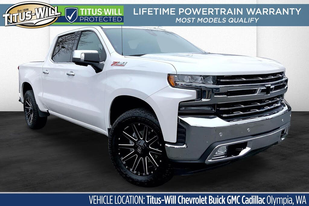 Titus Will Chevrolet Buick Gmc Cadillac Cars For Sale Olympia Wa Cargurus