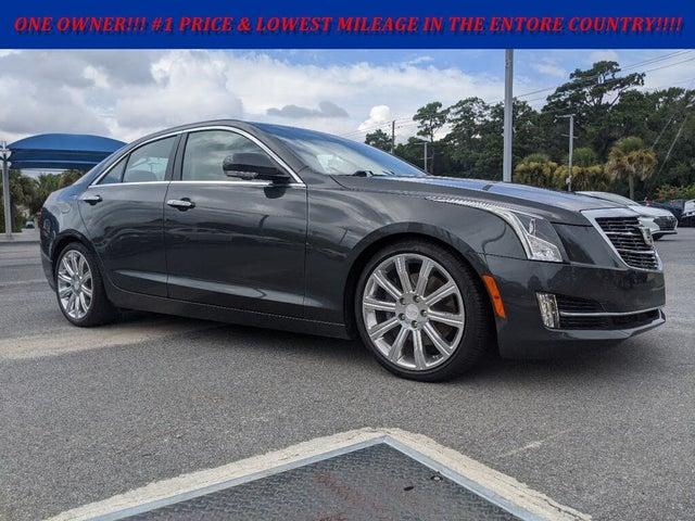 2017 Cadillac ATS 3.6L Premium Luxury RWD