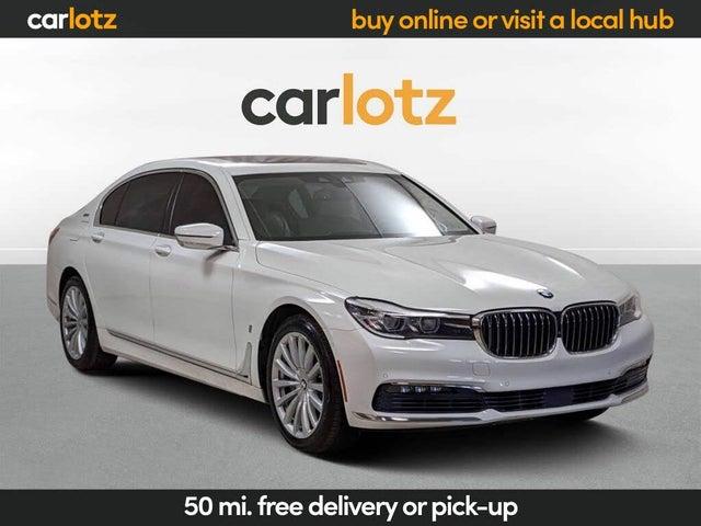 2017 BMW 7 Series 740e xDrive iPerformance AWD