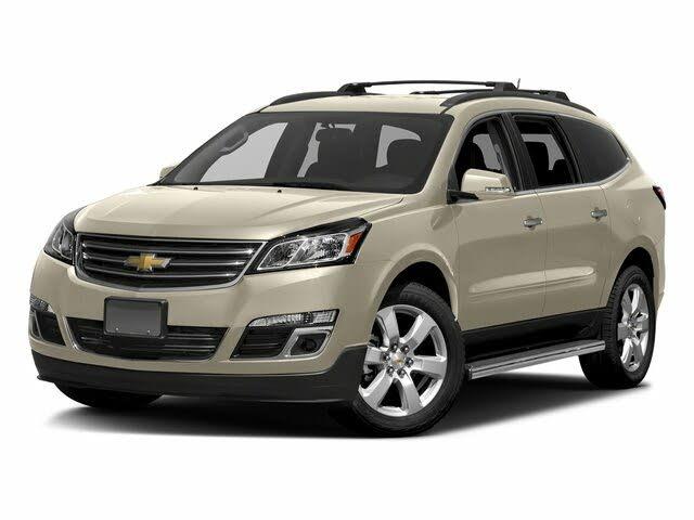 2017 Chevrolet Traverse 1LT FWD