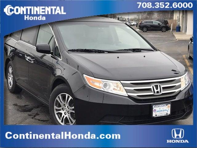 2011 Honda Odyssey EX-L FWD