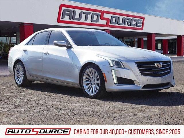 2015 Cadillac CTS 3.6L Performance RWD