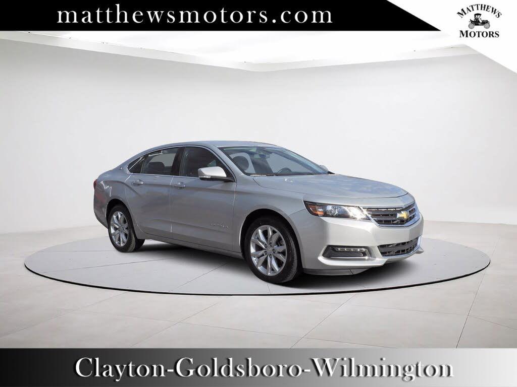 Used Chevrolet Impala For Sale In Goldsboro Nc Cargurus