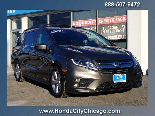 2020 Honda Odyssey EX-L FWD