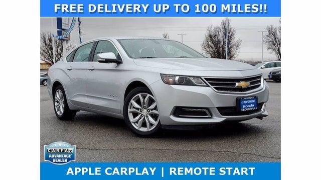 Used Chevrolet Impala For Sale In Salt Lake City Ut Cargurus