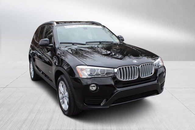 2017 BMW X3 xDrive35i AWD