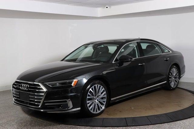2020 Audi A8 L 3.0T quattro AWD