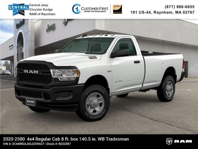 2020 RAM 2500 Tradesman 4WD